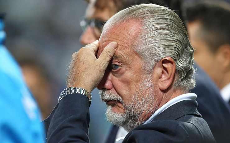 Napoli Gattuso Giuntoli rischio