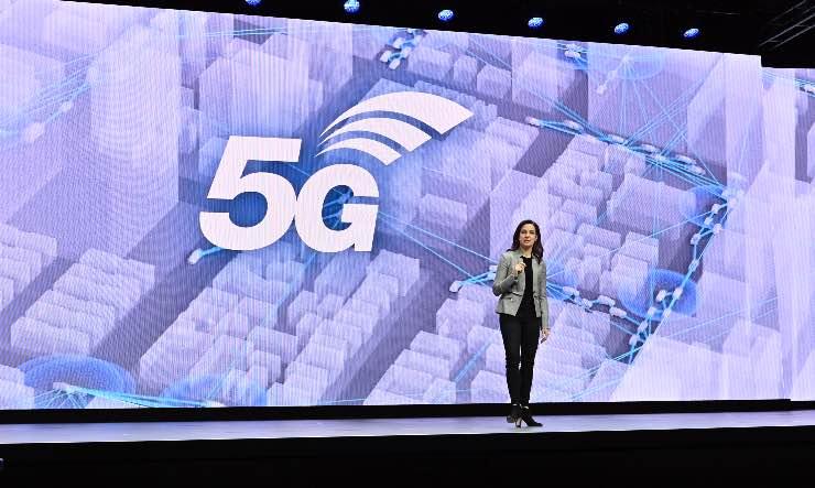 Connessione 5G