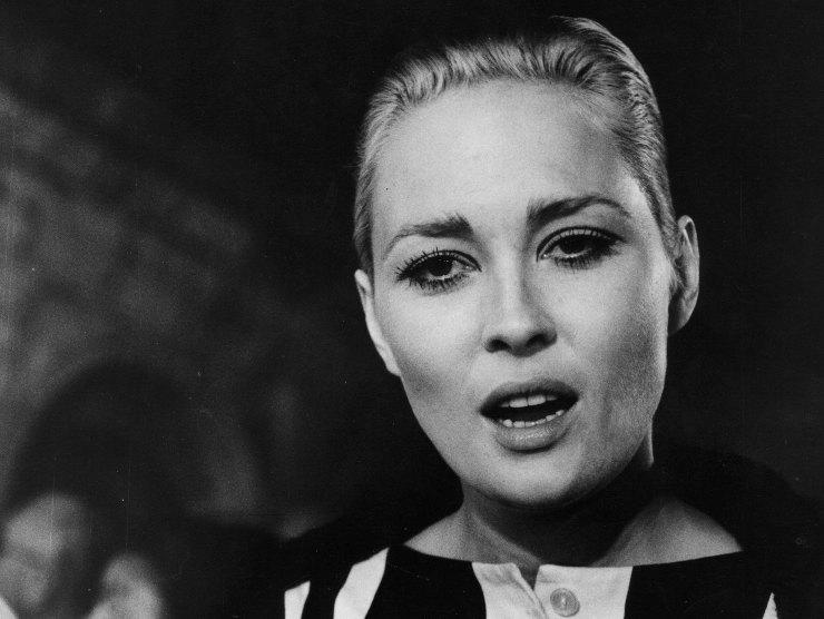 Faye Dunaway Marcello Mastroianni