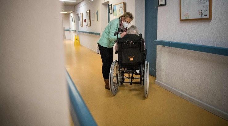 Focolaio struttura per anziani (Getty Images)