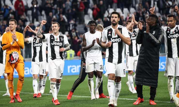 khedira addio Juventus