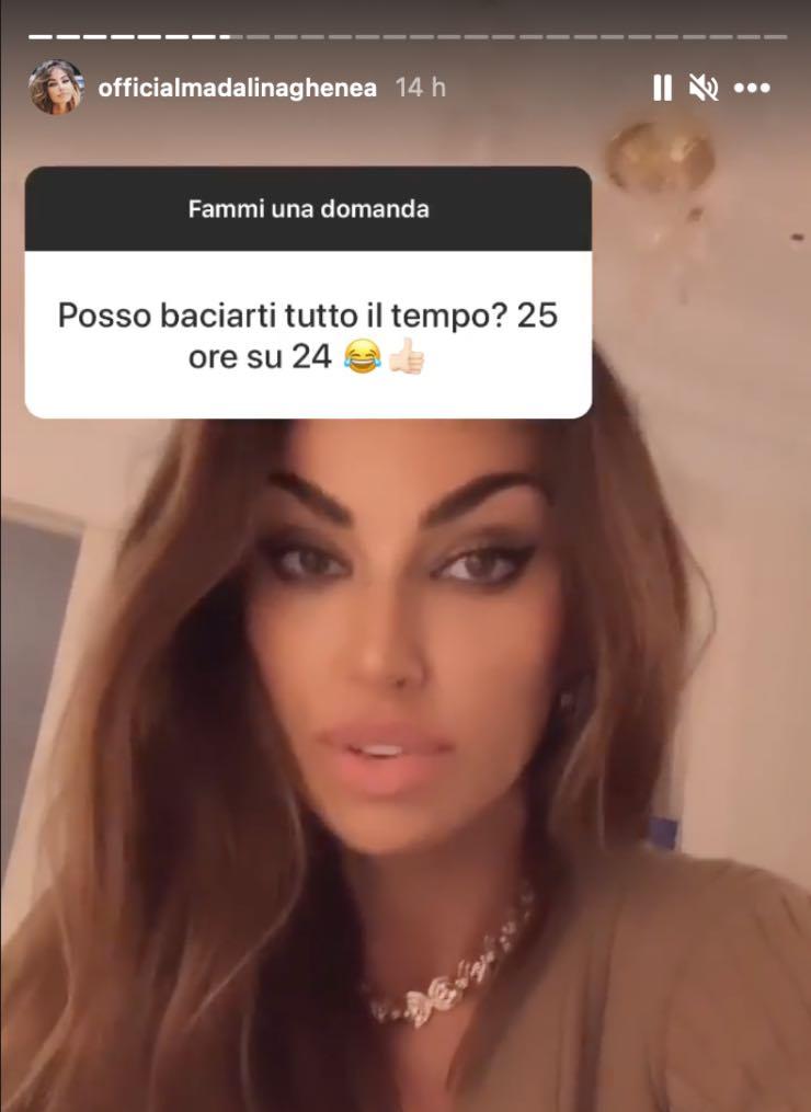 Madalina Ghenea Stories Instagram