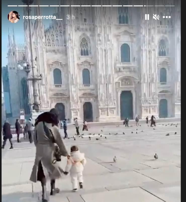 Rosa Perrotta e Domenico