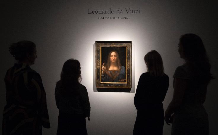 Salvator Mundi del Louvre