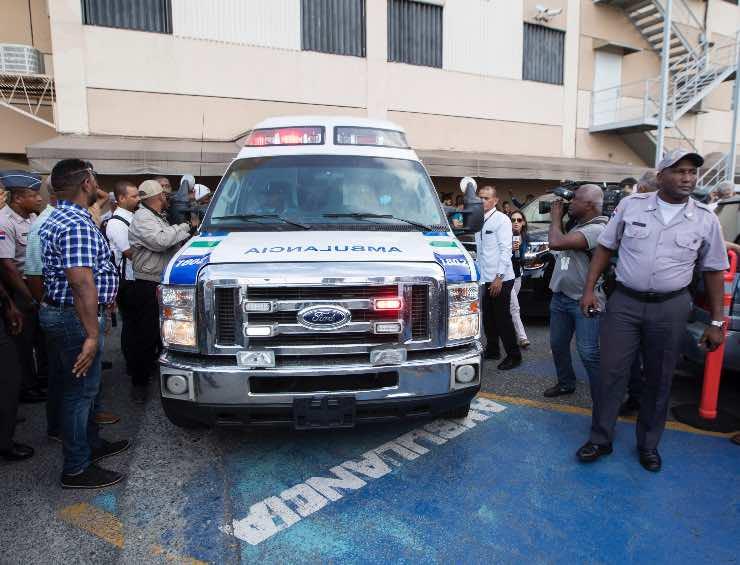 Santo Domingo omicidio