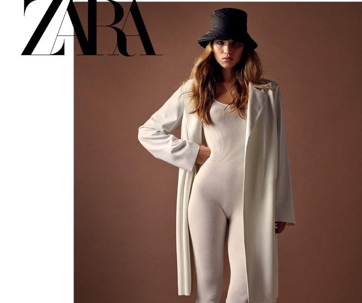 Zara nuova collezione