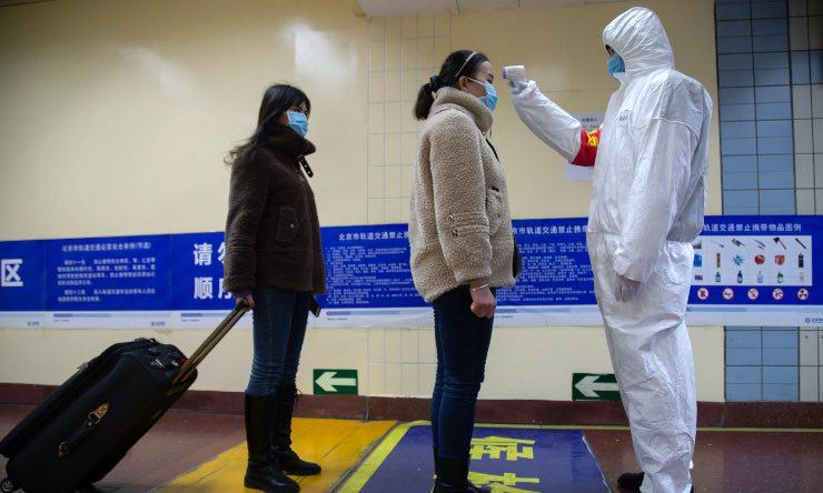 aeroporto in Cina