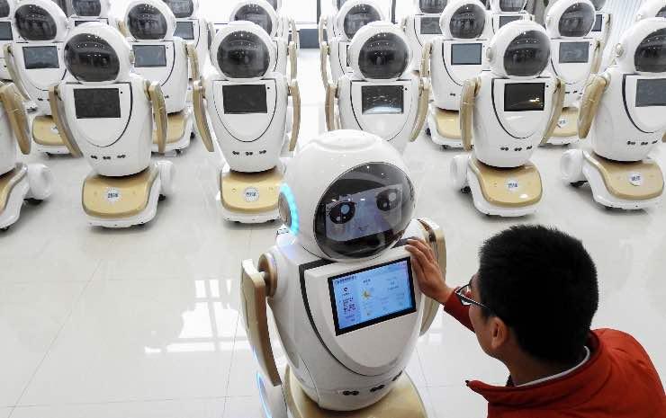 interazioni uomo-macchina