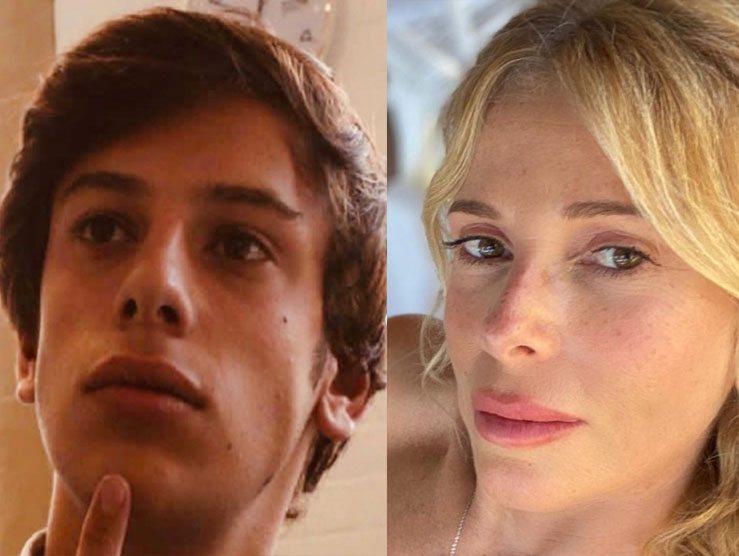 genitori figli VIP italiani somiglianze