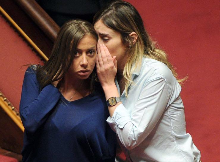 Sandra Lonardo scarica Conte