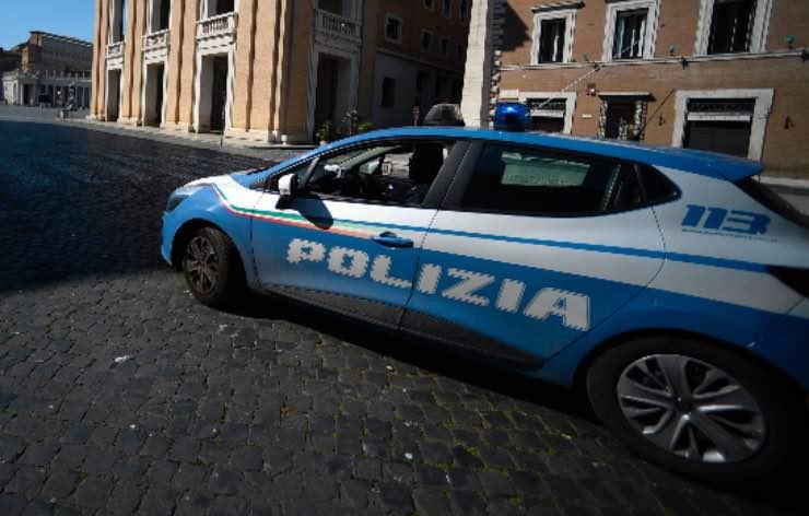 polizia Brescia