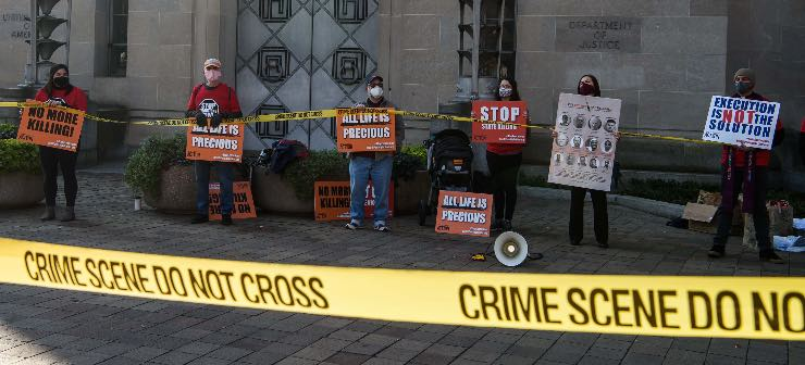 protestanti pena capitale