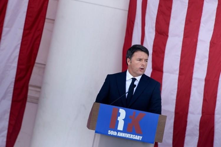matteo renzi conferenza stampa crisi governo dimissioni