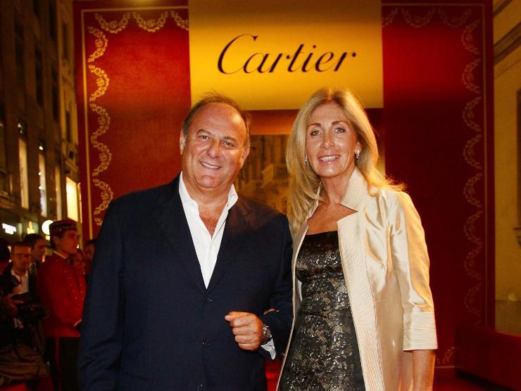 Patrizia Grosso ex moglie Gerry Scotti