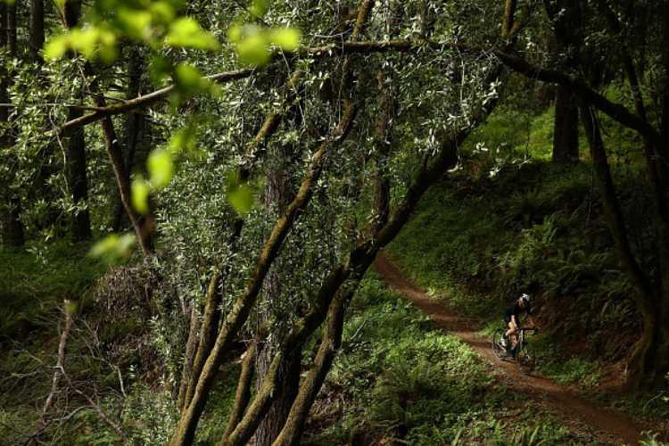 torino mountain bike incidente cumiana morto ciclista