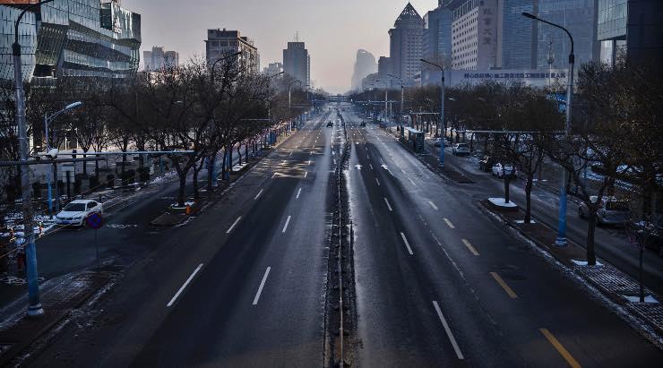variante inglese in Cina
