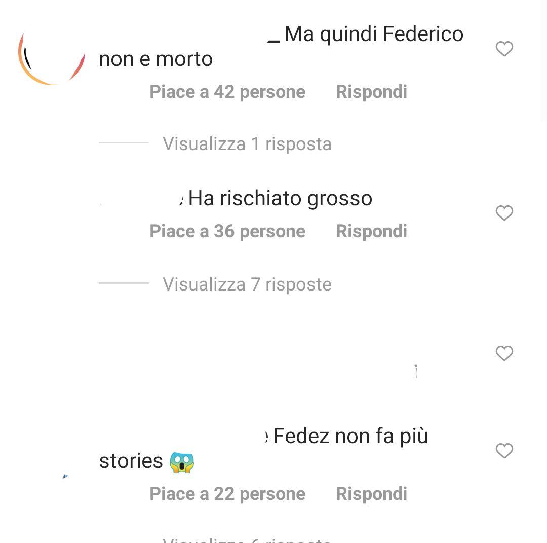 Commenti Chiara Ferragni