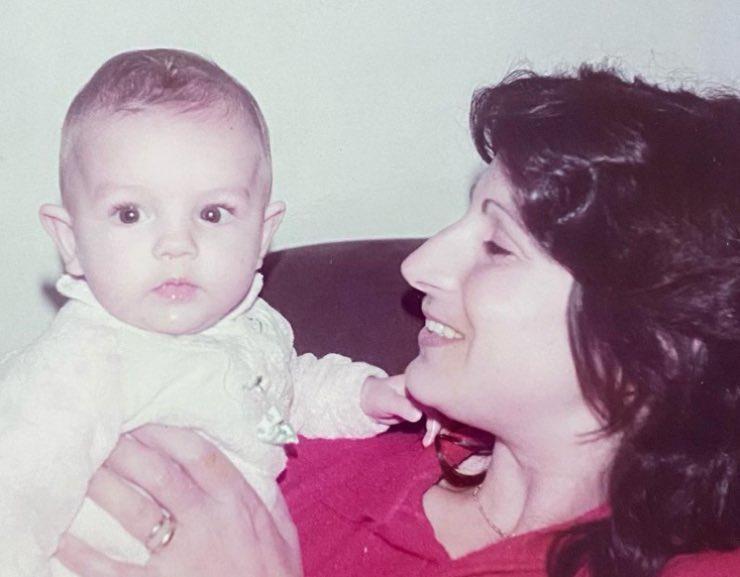 Emma Marrone e la mamma
