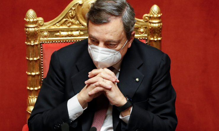 Draghi polemica psicologi