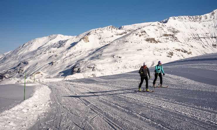Si torna a sciare