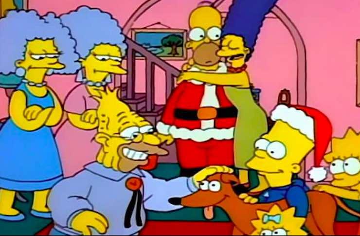 Dalla nascita dei Simpson