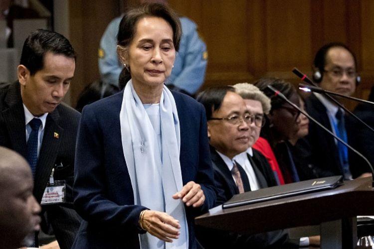 myanmar golpe internet militari san suu kyi
