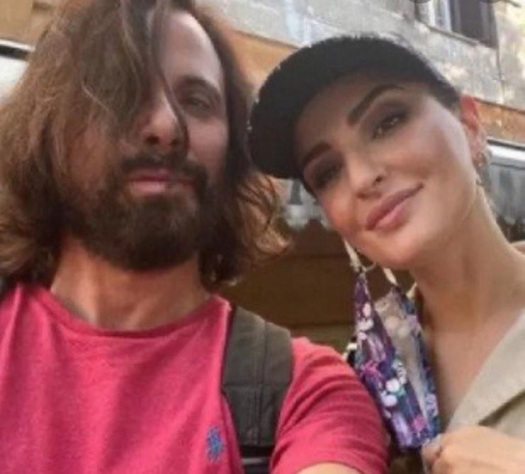 Arisa e Andrea Di Carlo