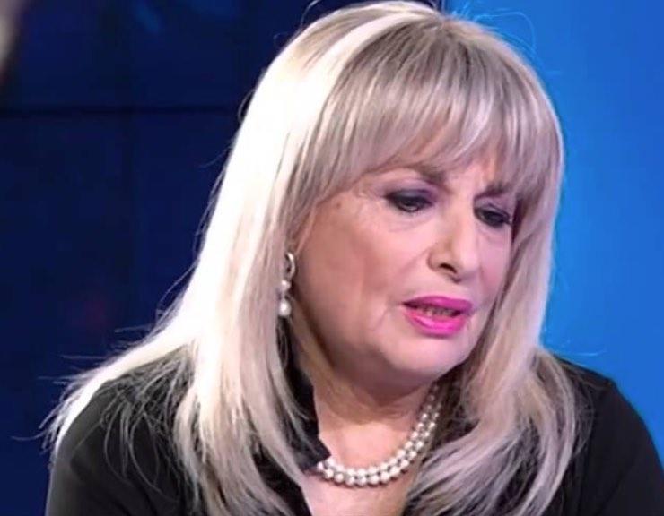La madre di Fabrizio Corona