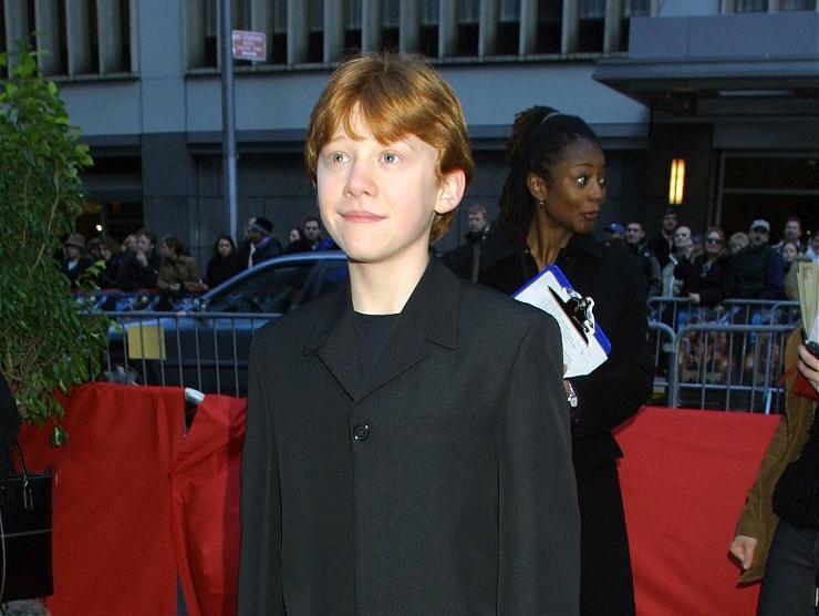 Rupert Grint Ron Harry Potter