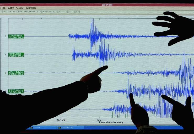 terremoto adriatico due scosse