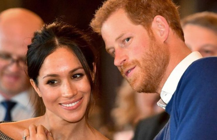 Royal Family Meghan Markle principe Harry Lucarelli