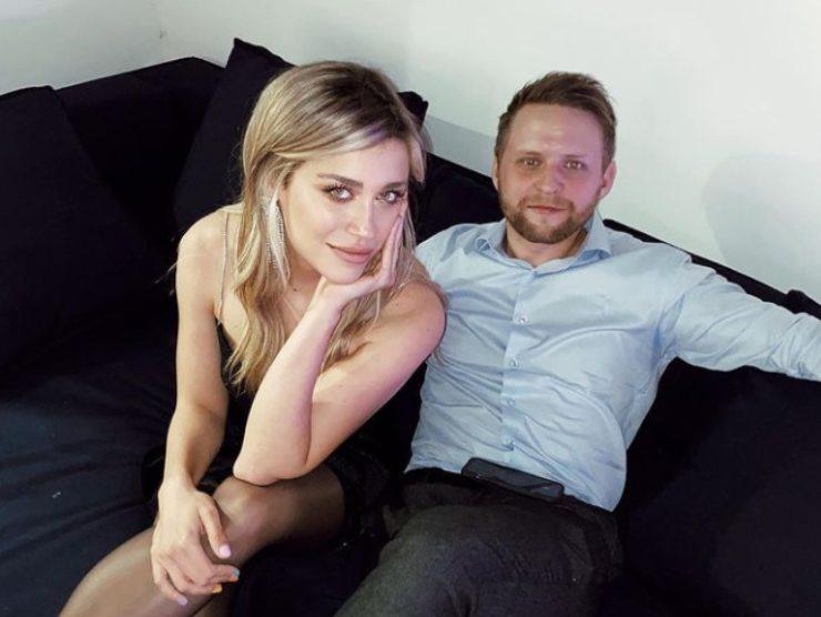 Ludovica Frasca matrimonio