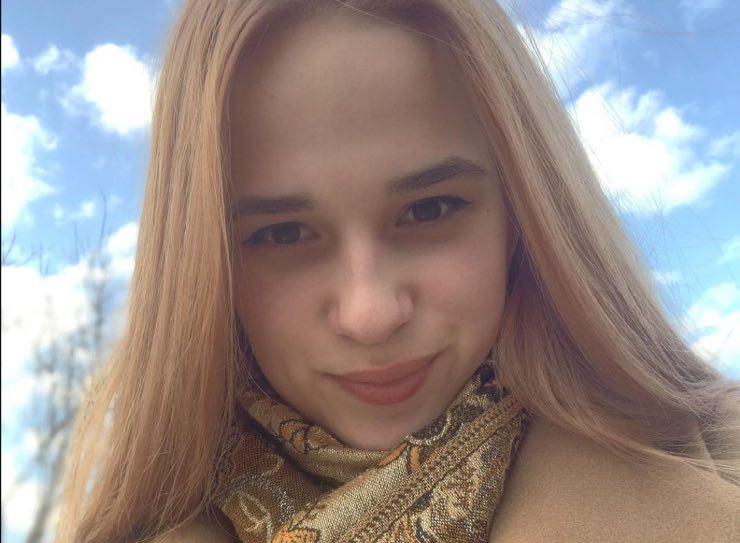 Anastasia, la possibile sorella di Olesya