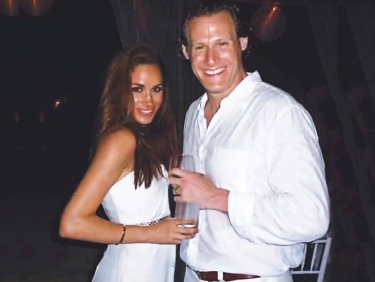 Meghan Markle ex marito Trevor Engelson
