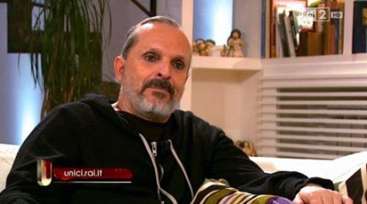 Miguel Bosè intervista