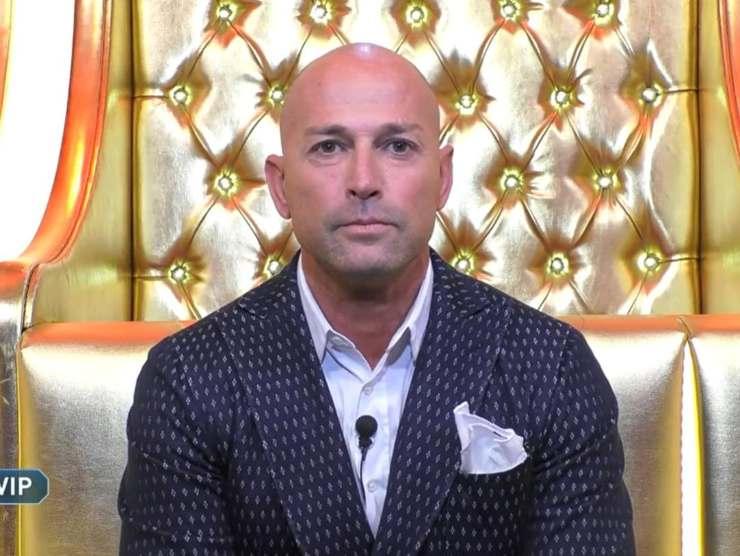 Stefano Bettarini Alfonso Signorini Salvo Veneziano