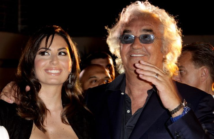 Flavio Briatore scandalo Gregoraci