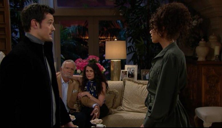 Thomas propone a Zoe di sposarlo