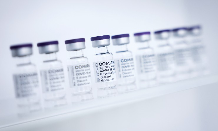 Vaccino Pfizer