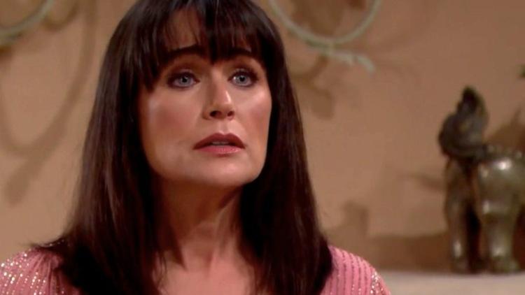 Quinn in lacrime a Beautiful