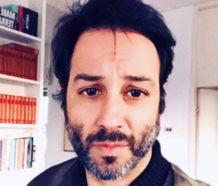 Matteo Branciamore dipendenza sesso amore donne