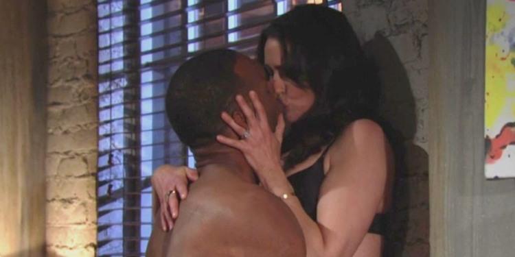 Quinn e Carter amanti in Beautiful