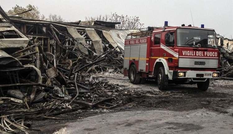 Casa del GF brucia
