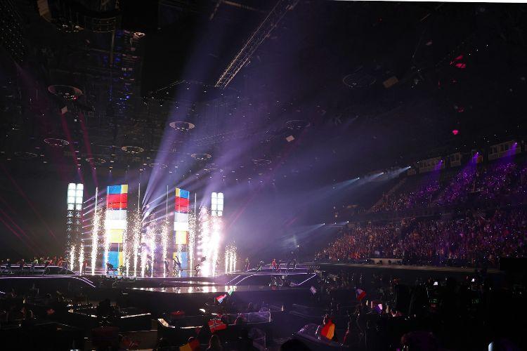eurovision 2022 sede milano torino bologna roma