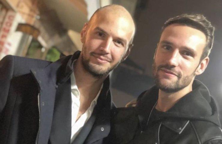 Nicolò e Andrea Zenga