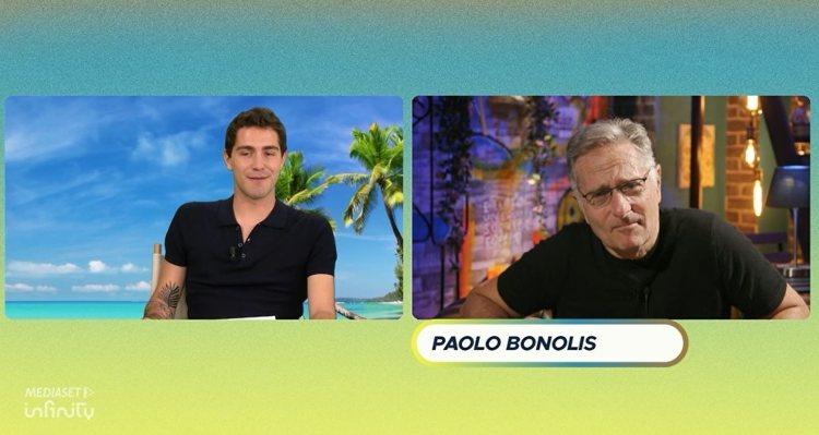Paolo Bonolis ospite al Punto Z