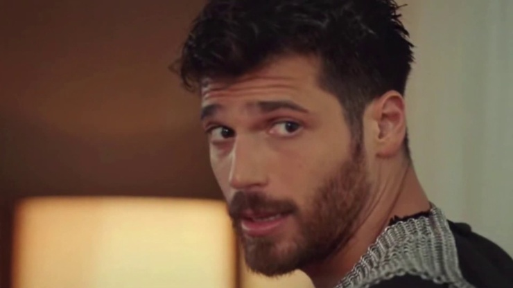 Can Yaman in Mr. Wong
