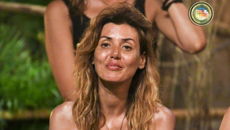 Daniela Martani all'Isola dei Famosi