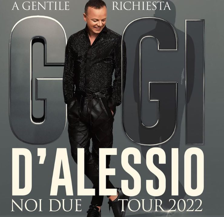 Gigi D'Alessio (Instagram)