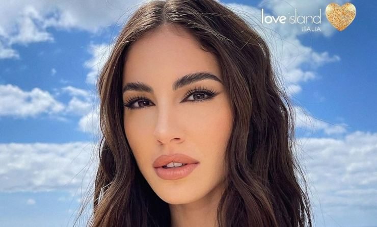 Giulia De Lellis a Love Island [Fonte Instagram]